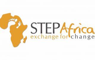 Das Logo von STEP Africa